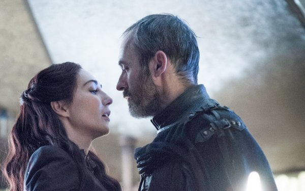 TV Show Game Of Thrones Melisandre Stannis Baratheon Carice van Houten Stephen Dillane HD Wallpaper | Background Image