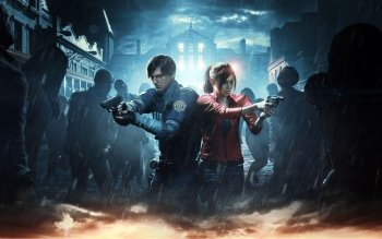 102 Resident Evil 2 2019 Hd Wallpapers Background Images