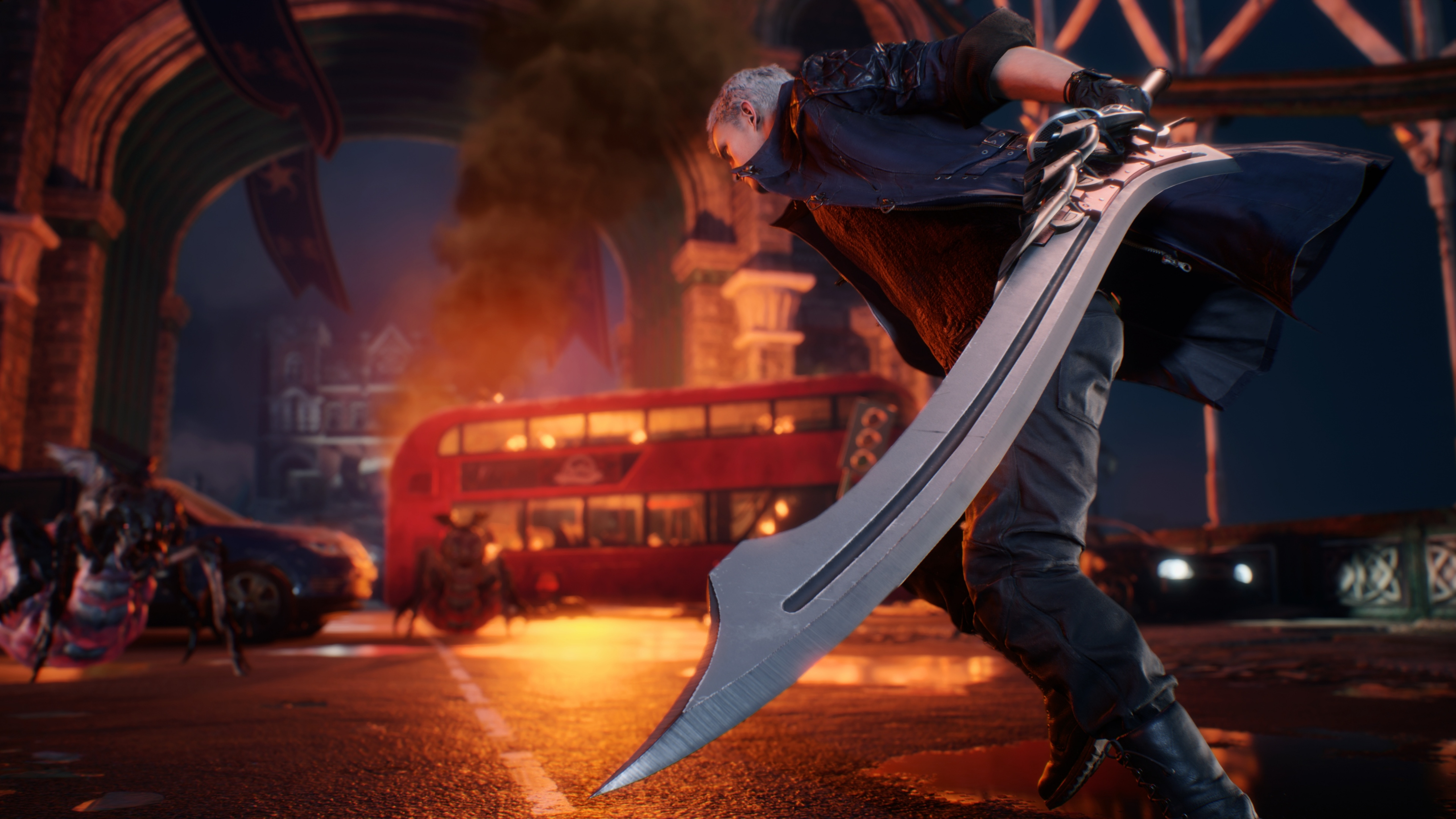 Top 12 Devil May Cry 5 Wallpapers In 4k And Full Hd