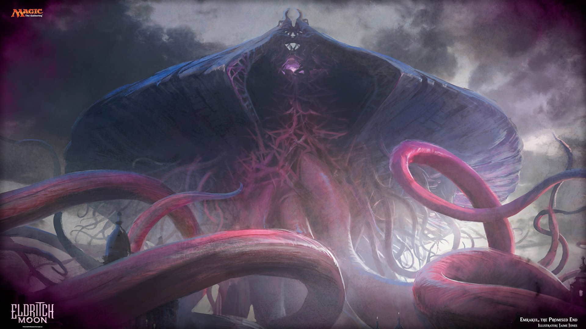 1 Emrakul The Promised End Hd Wallpapers Background Images