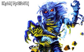 Music - Iron Maiden Wallpapers and Backgrounds ID : 94330