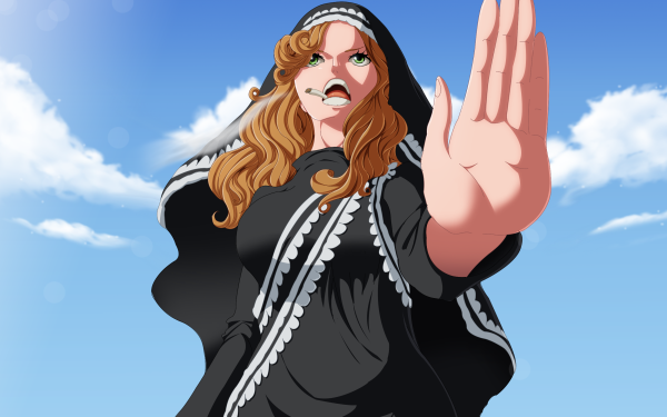 Anime One Piece Mother Caramel HD Wallpaper   Background Image