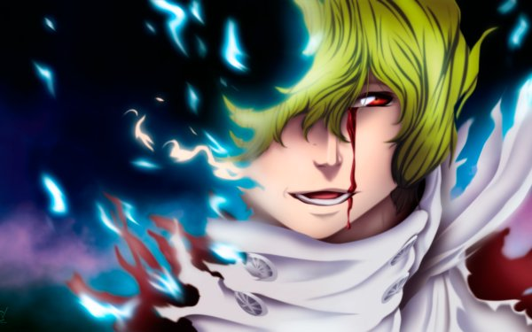 Anime Bleach Gremmy Thoumeaux HD Wallpaper | Background Image