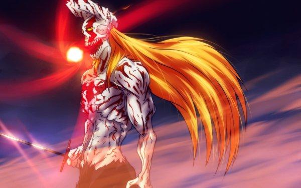 Anime Bleach Hollow Ichigo Ichigo Kurosaki HD Wallpaper | Background Image