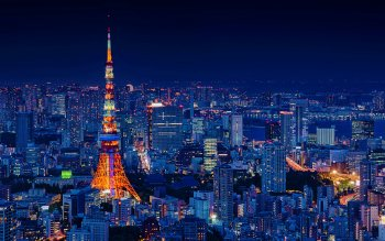 130 Tokyo Hd Wallpapers Background Images Wallpaper Abyss