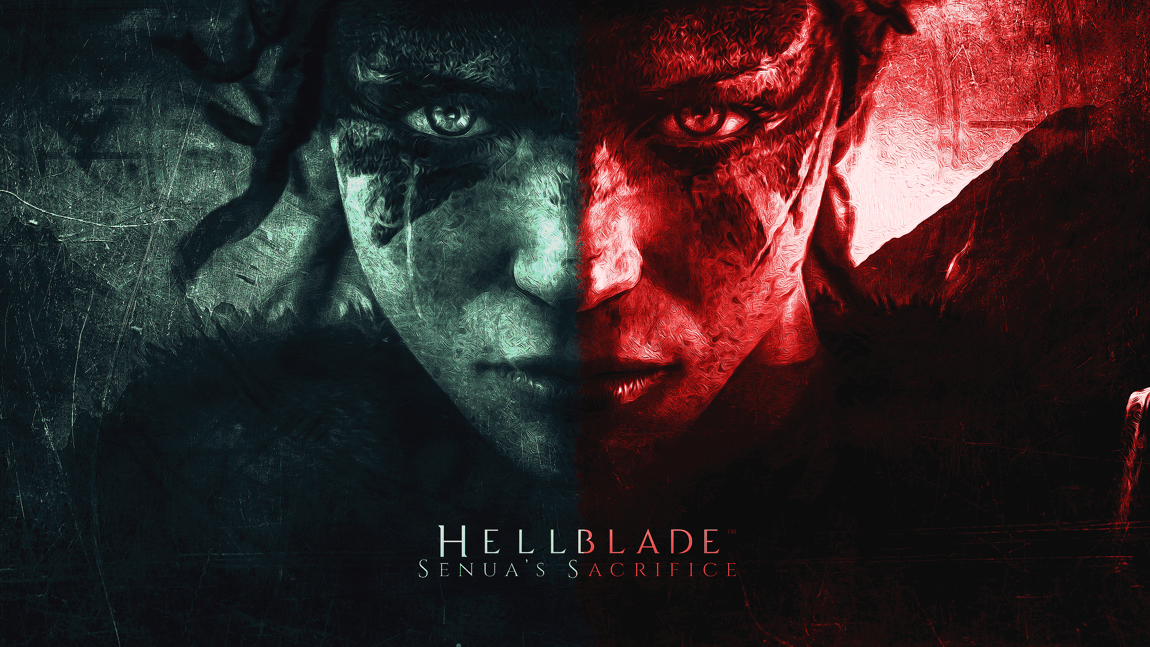 Hellblade Senua S Sacrifice 4k Ultra Hd Wallpaper Background