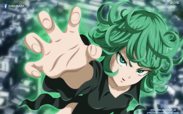 Anime One-Punch Man Tatsumaki HD Wallpaper   Background Image