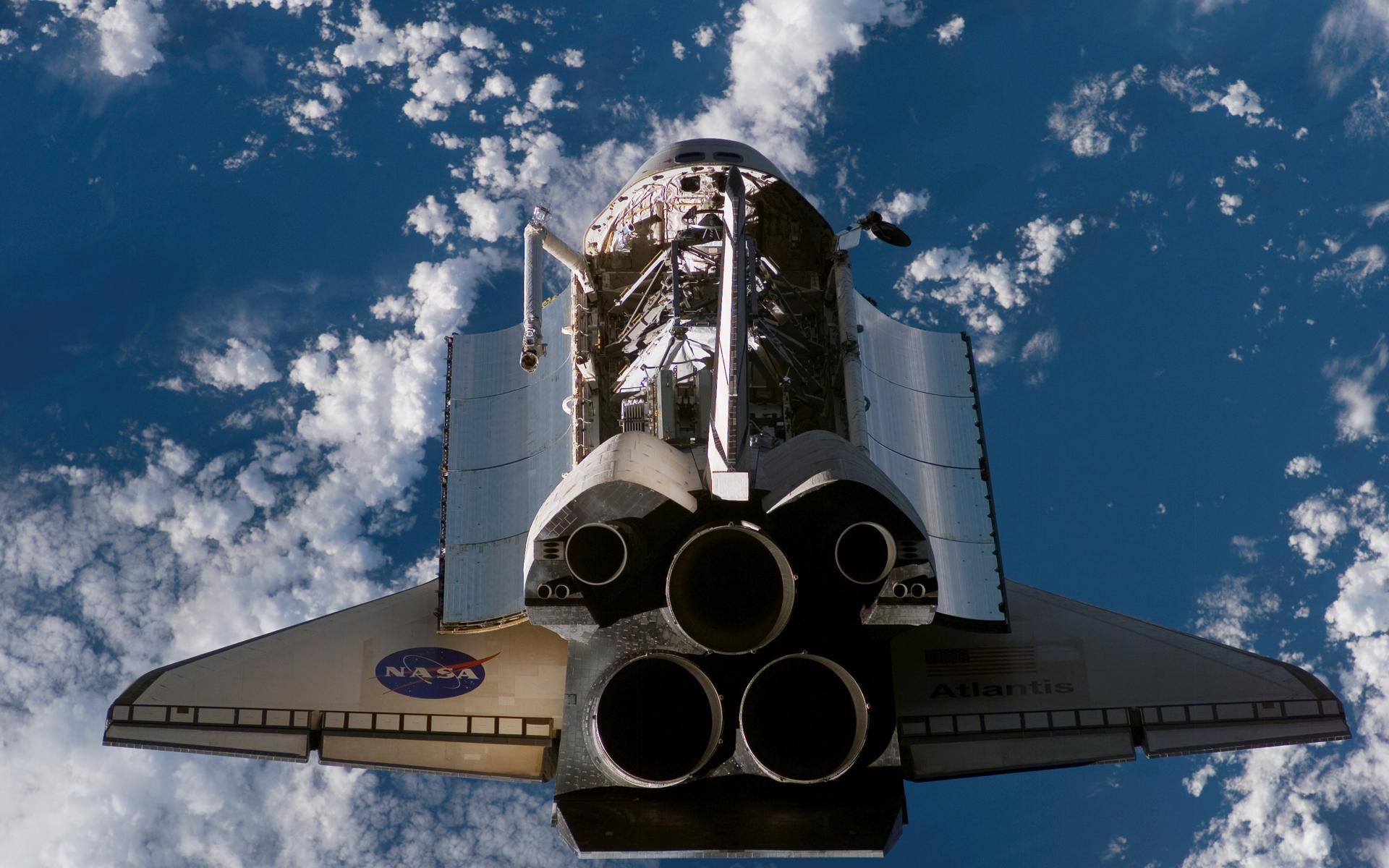 Space Shuttle Computer Wallpapers, Desktop Backgrounds ...
