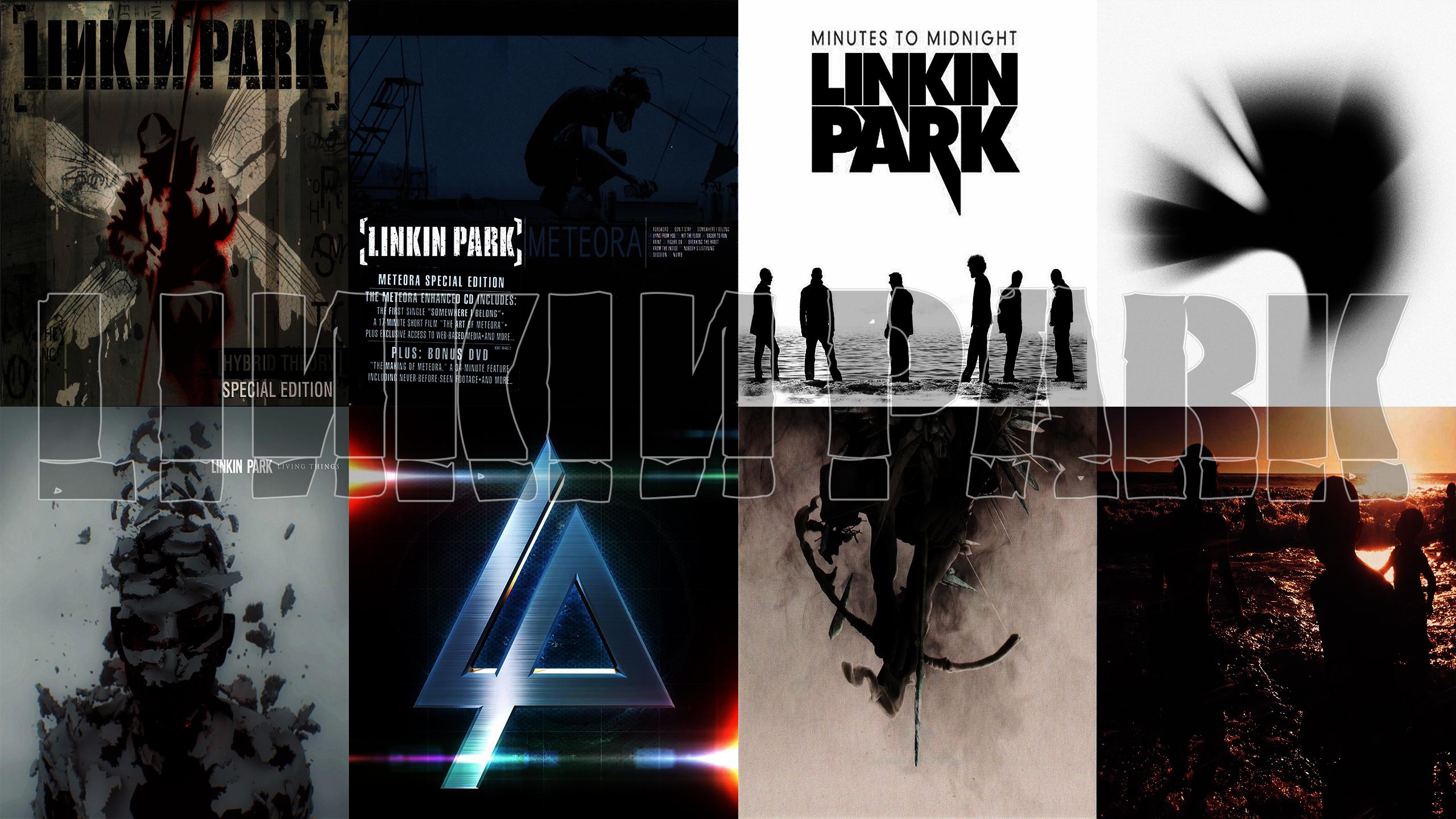 Albunes Linkin Park Hd Wallpaper Background Image 2560x1440
