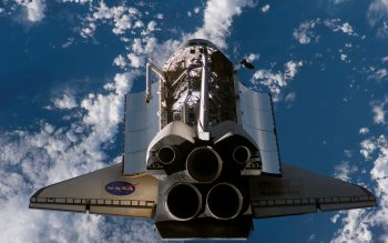 Vehicles - Space Shuttle Wallpapers and Backgrounds ID : 95110