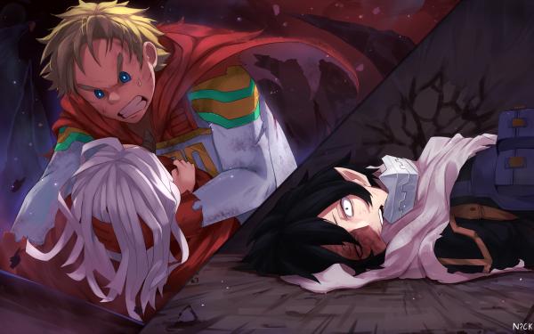 Anime My Hero Academia Mirio Togata Eri Tamaki Amajiki HD Wallpaper | Background Image
