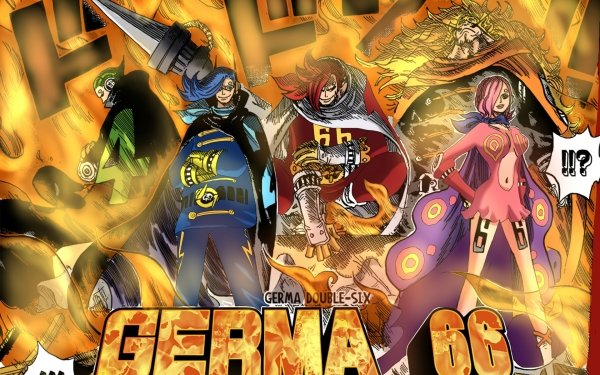 Anime One Piece Reiju Vinsmoke Ichiji Vinsmoke Yonji Vinsmoke Niji Vinsmoke Judge Vinsmoke HD Wallpaper | Background Image