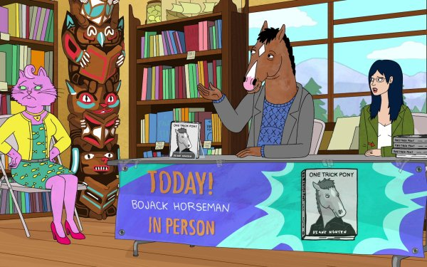 TV Show BoJack Horseman Diane Nguyen Princess Carolyn HD Wallpaper | Background Image