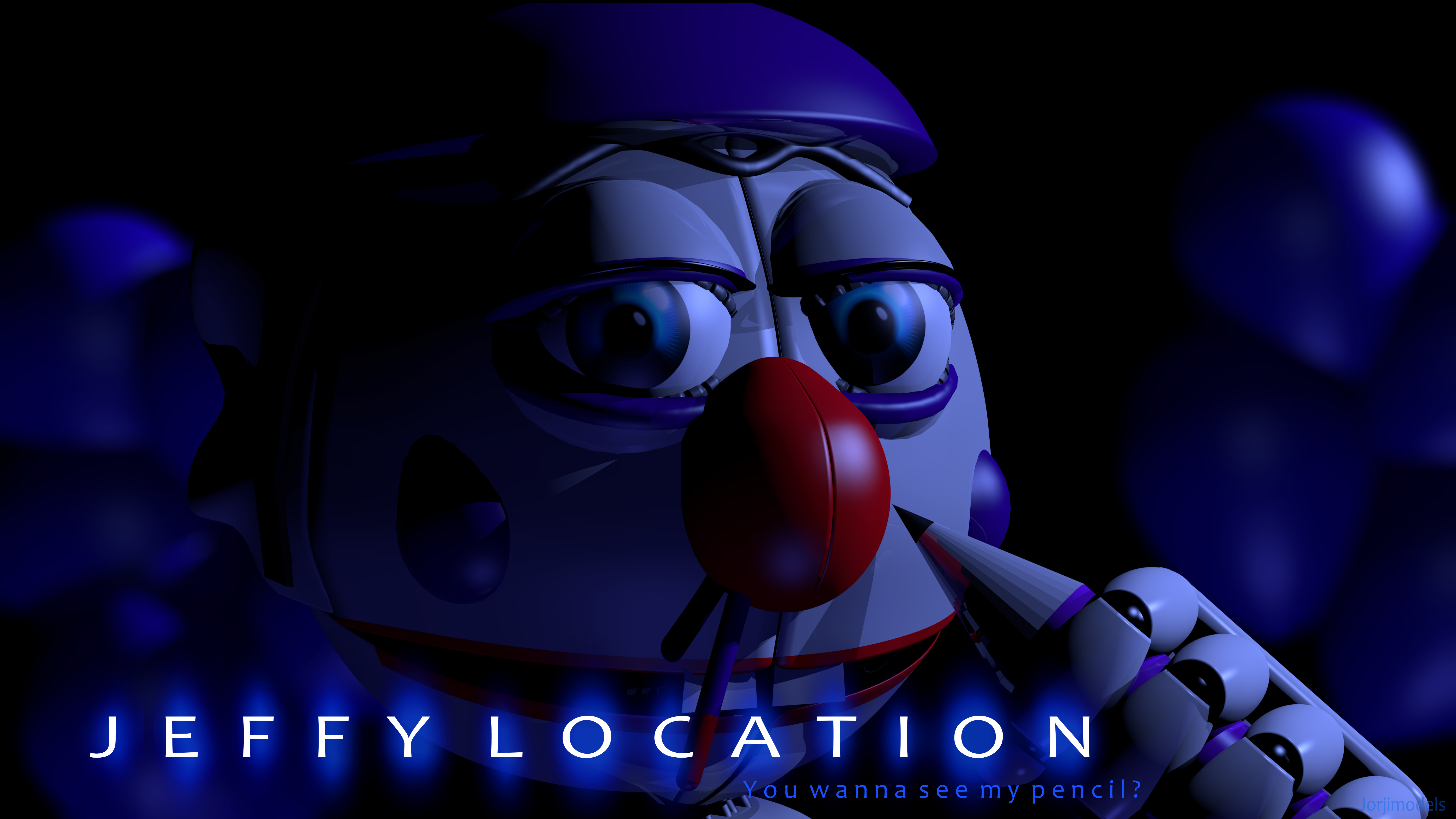 Five Nights At Freddy S Sister Location 5k Retina Ultra Hd