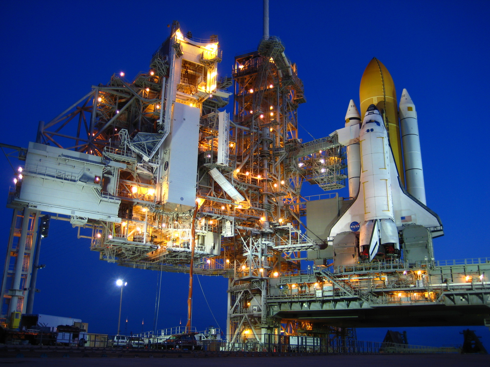 where is space shuttle atlantis now - photo #38