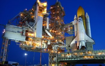 Vehicles - Space Shuttle Wallpapers and Backgrounds ID : 95312