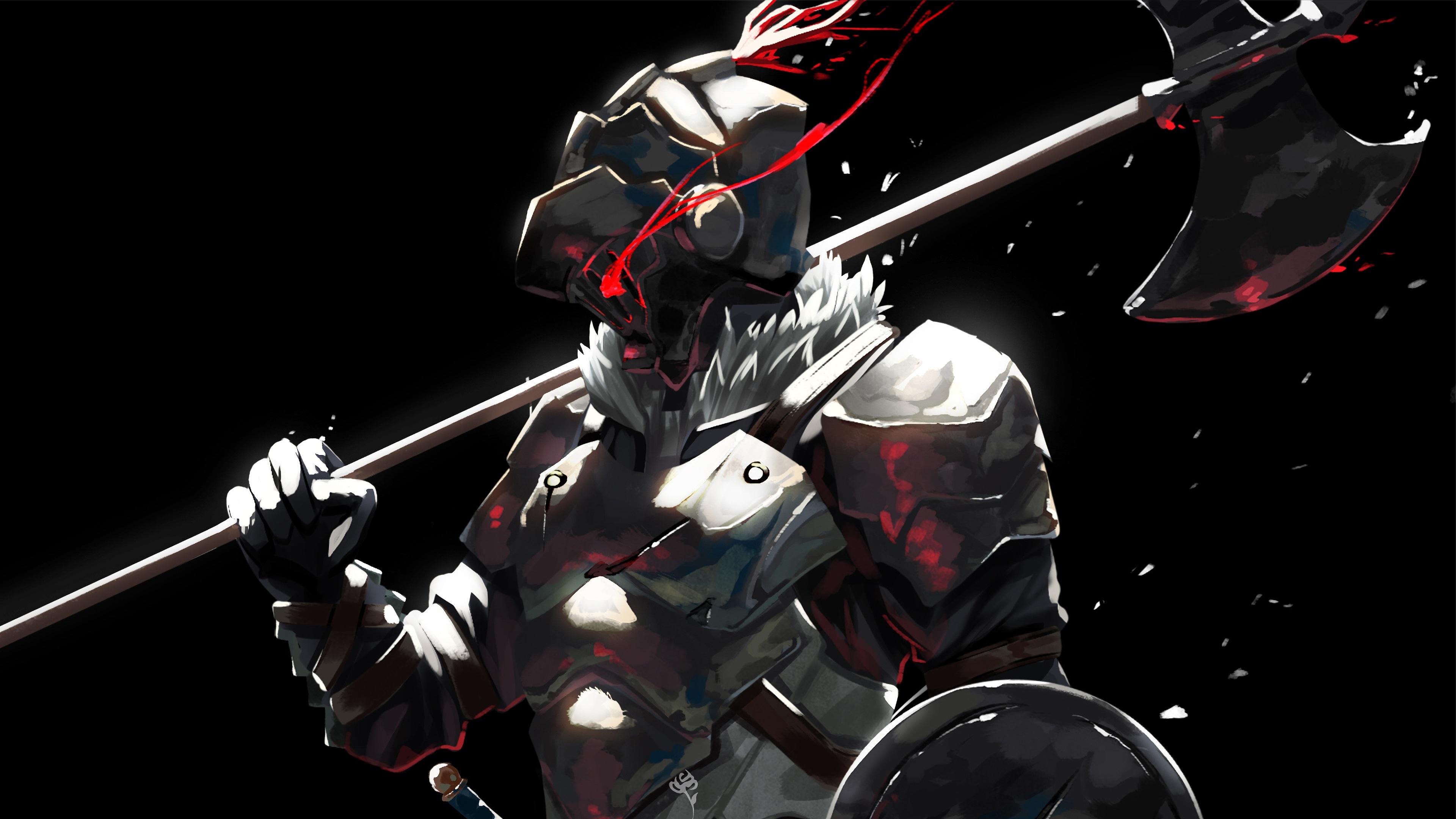 Goblin Slayer 4k Ultra Hd Wallpaper Background Image