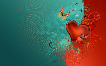Artistic - Heart Wallpapers and Backgrounds ID : 95600