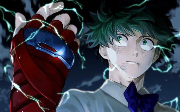 Anime My Hero Academia: Two Heroes My Hero Academia Izuku Midoriya HD Wallpaper | Background Image