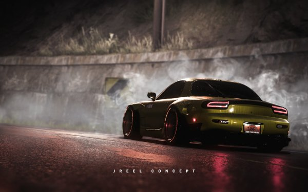 Video Game Need for Speed (2015) Need for Speed Mazda RX-7 Mazda HD Wallpaper | Background Image