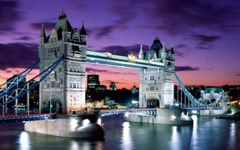 Man Made - Tower Bridge Wallpapers and Backgrounds ID : 95980