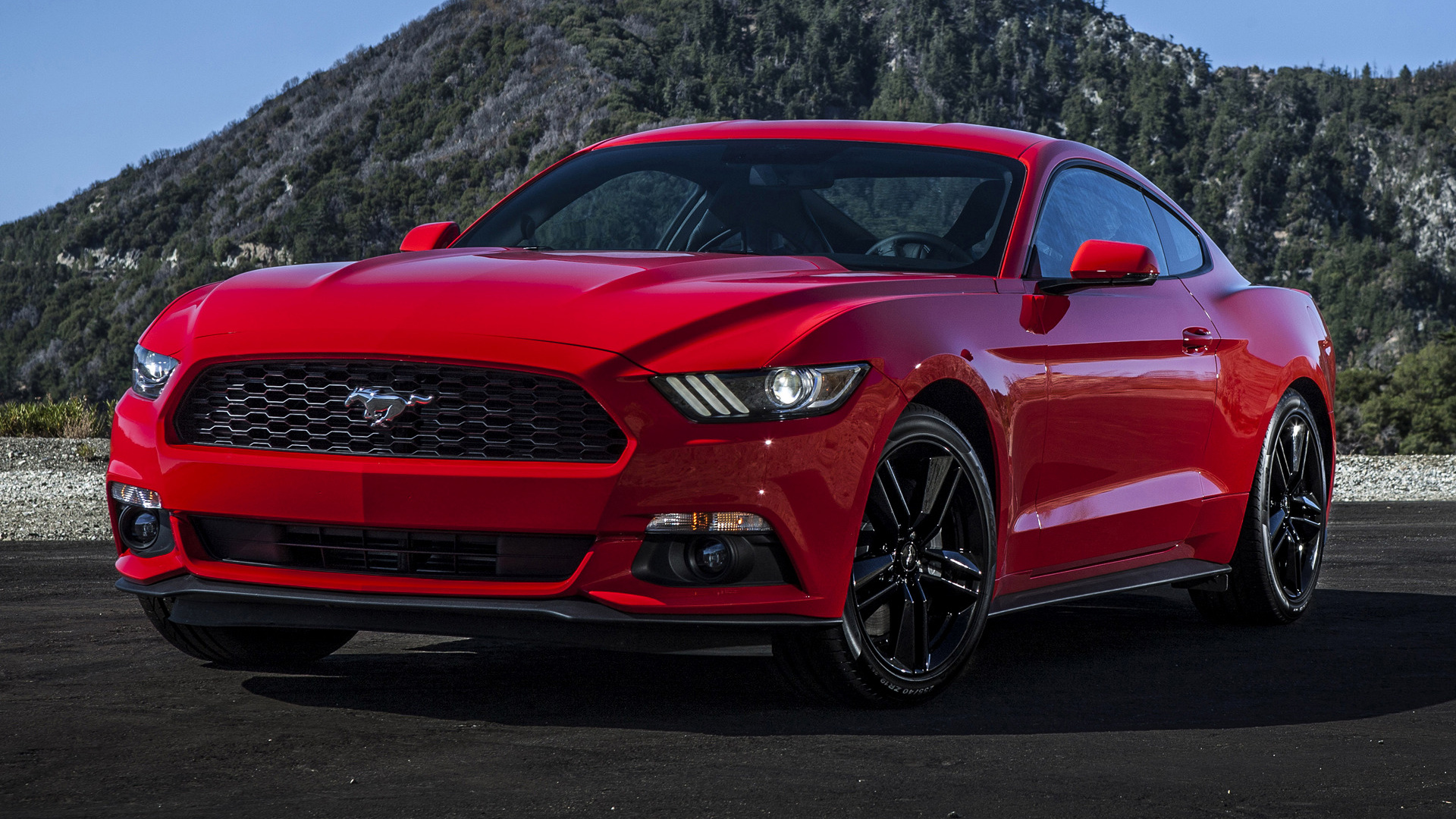 2015 Ford Mustang Ecoboost Hd Wallpaper Background Image 1920x1080 Id 960075 Wallpaper Abyss