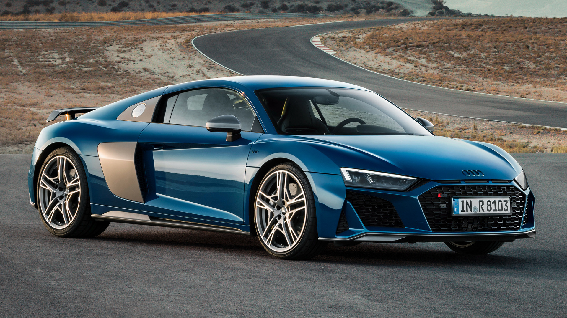 2019 Audi R8 Coupe HD Wallpaper | Background Image ...