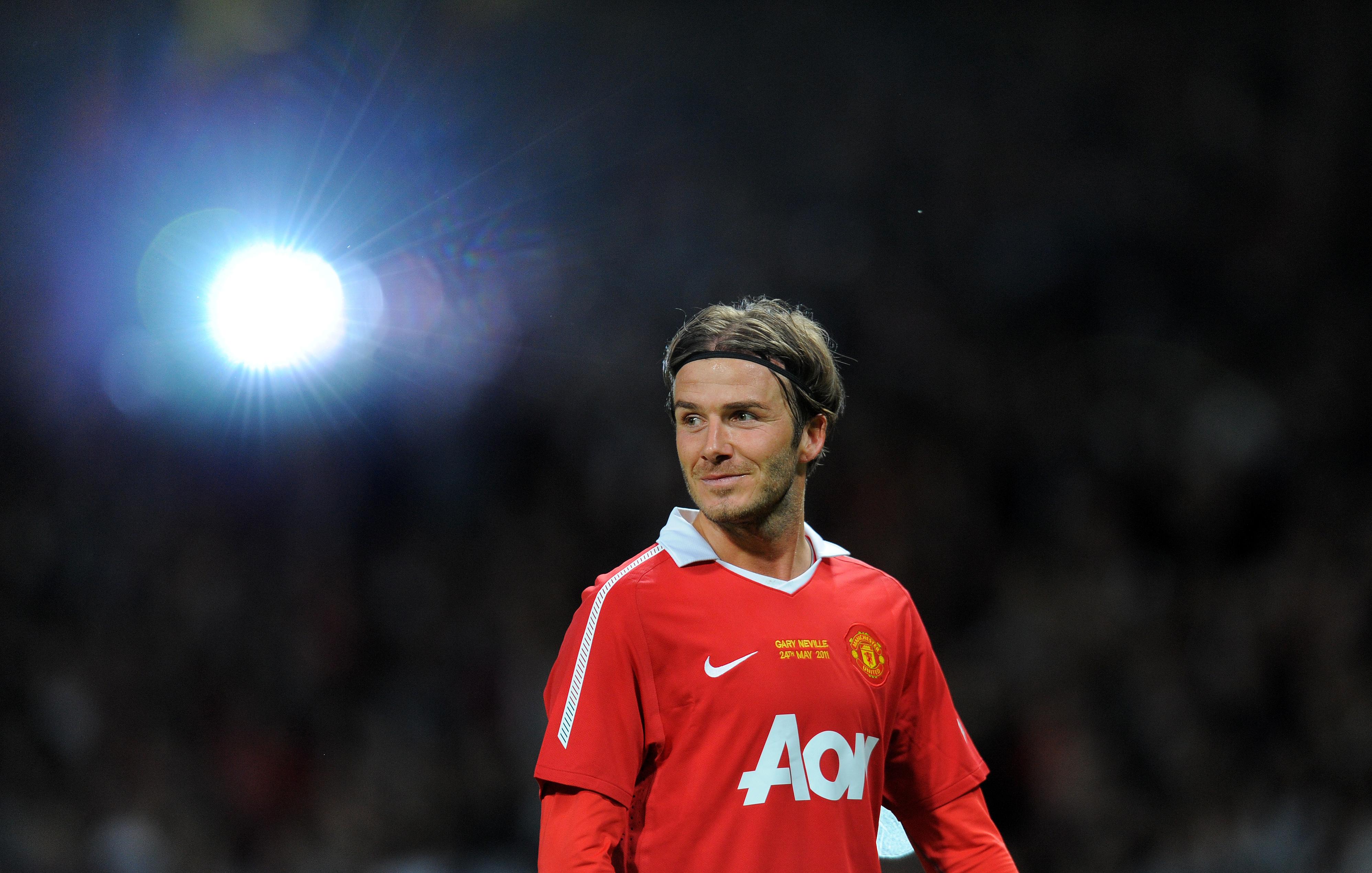 David Beckham 4k Ultra HD Wallpaper