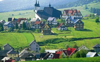 Man Made - Village Wallpapers and Backgrounds ID : 96010