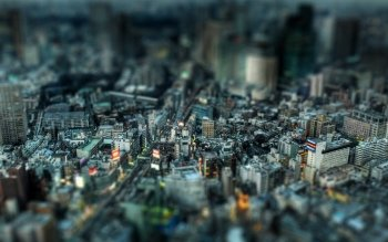 Photography - Tilt Shift Wallpapers and Backgrounds ID : 96112