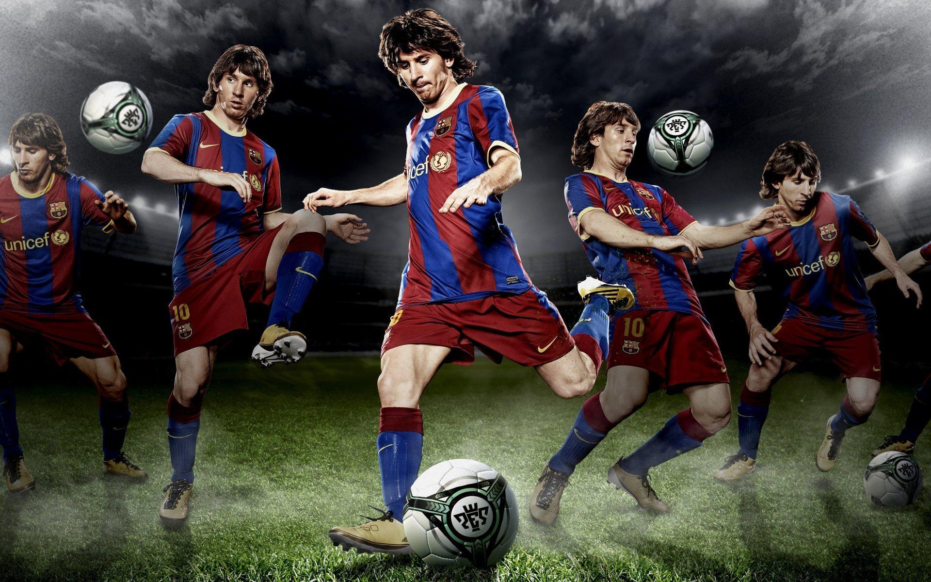 Lionel Messi Barca Fondo De Pantalla Hd Fondo De