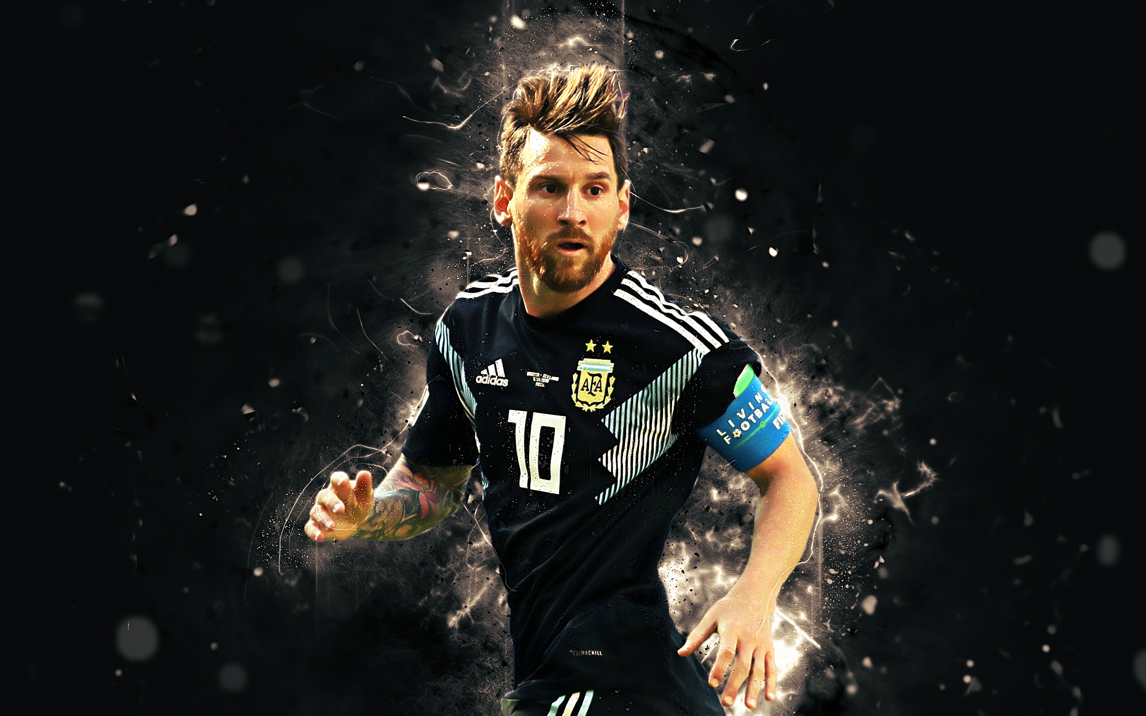 Messi Hd Wallpapers 4k Argentina