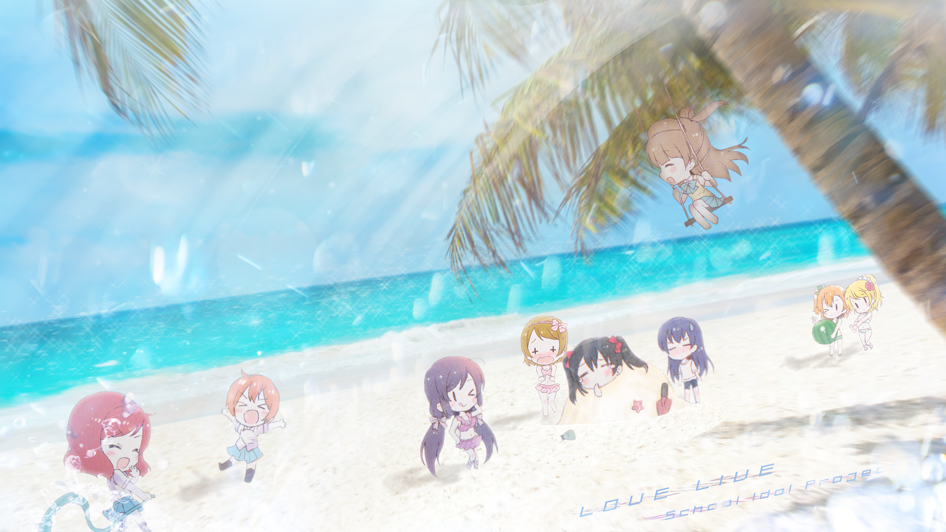 Love Live Hd Wallpaper Background Image 19x1080 Id Wallpaper Abyss