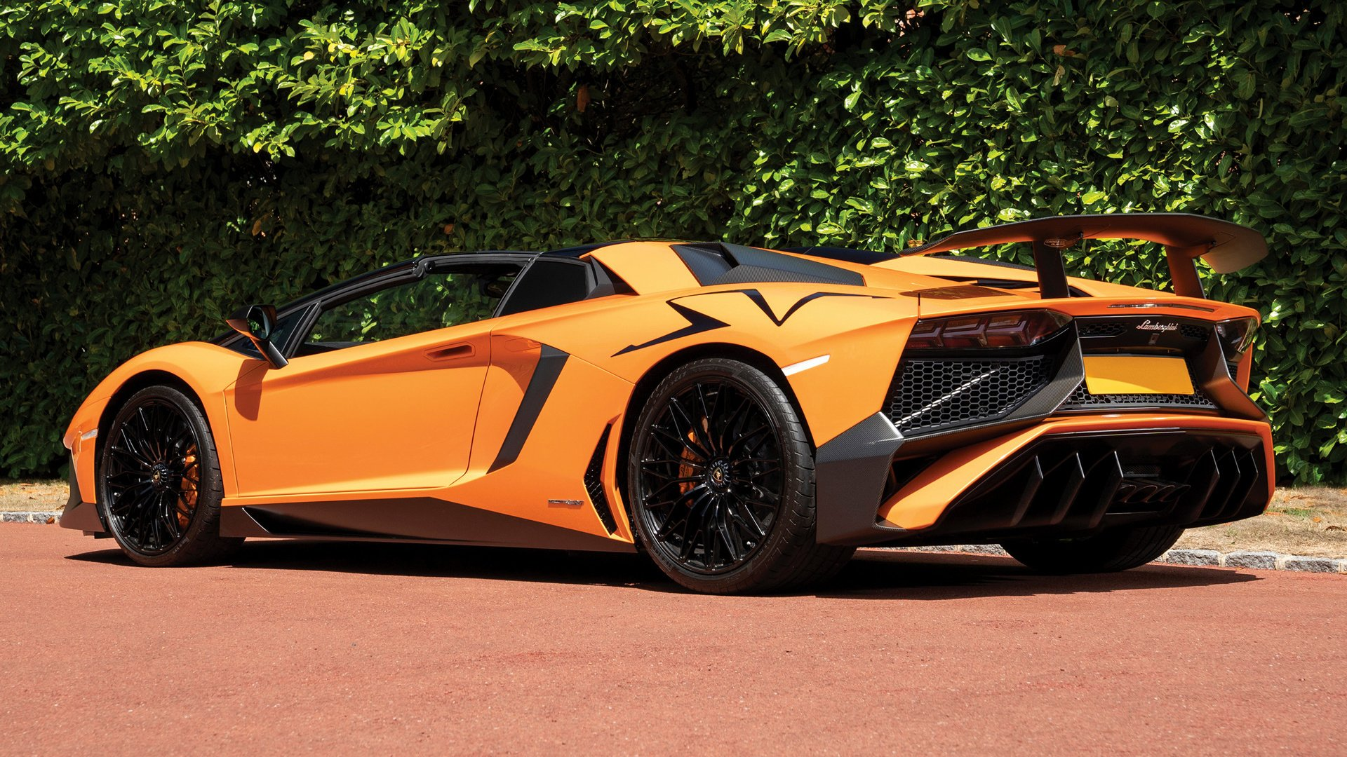 Lamborghini Aventador Lp 750 4 Superveloce Hd Wallpaper