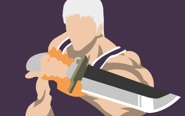 Anime Bleach Kensei Muguruma HD Wallpaper   Background Image