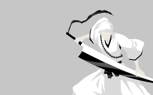 Anime Bleach Zangetsu HD Wallpaper   Background Image