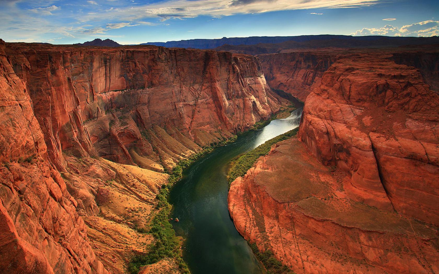 Earth - Grand Canyon  Wallpaper