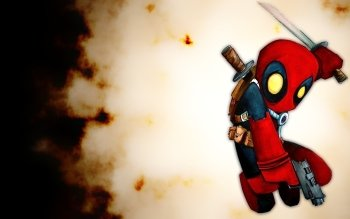 Comics - Deadpool Wallpapers and Backgrounds ID : 96530