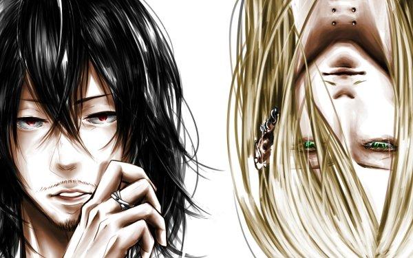 Anime My Hero Academia Shouta Aizawa Present Mic HD Wallpaper | Background Image