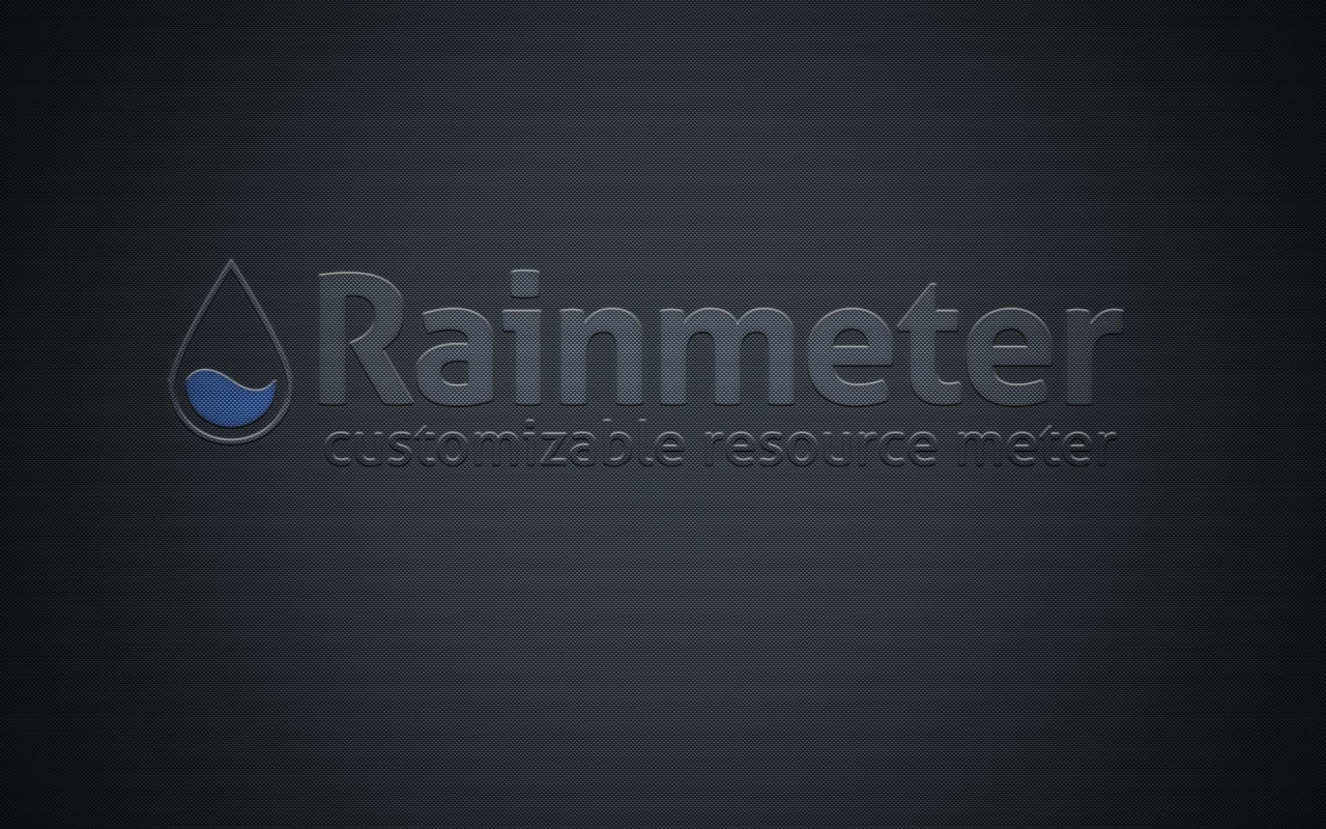 rainmeter carbon computer wallpapers desktop backgrounds