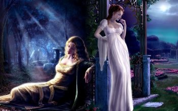 Fantasy - Women Wallpapers and Backgrounds ID : 96720