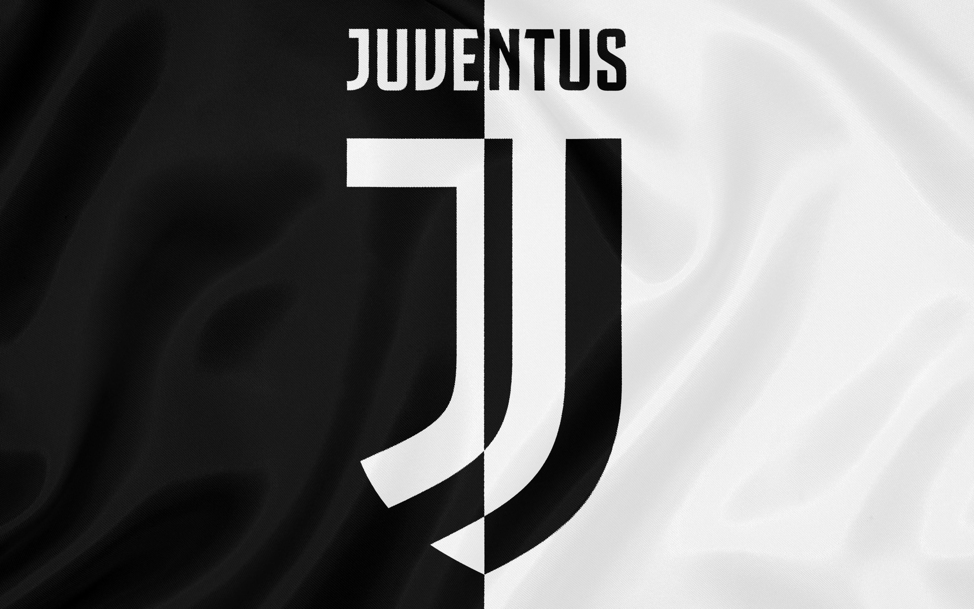 Juventus Logo 4k Ultra HD Wallpaper | Background Image ...
