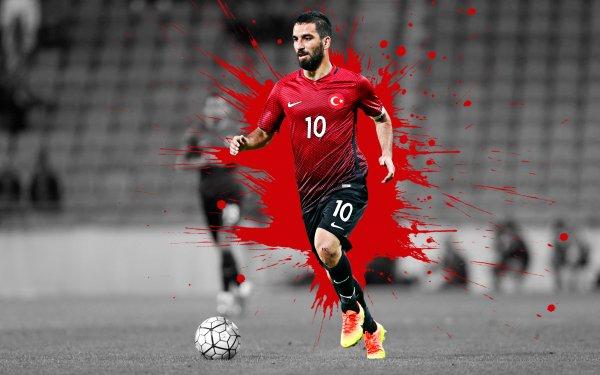Sports Arda Turan  Soccer Player Turkish HD Wallpaper   Background Image