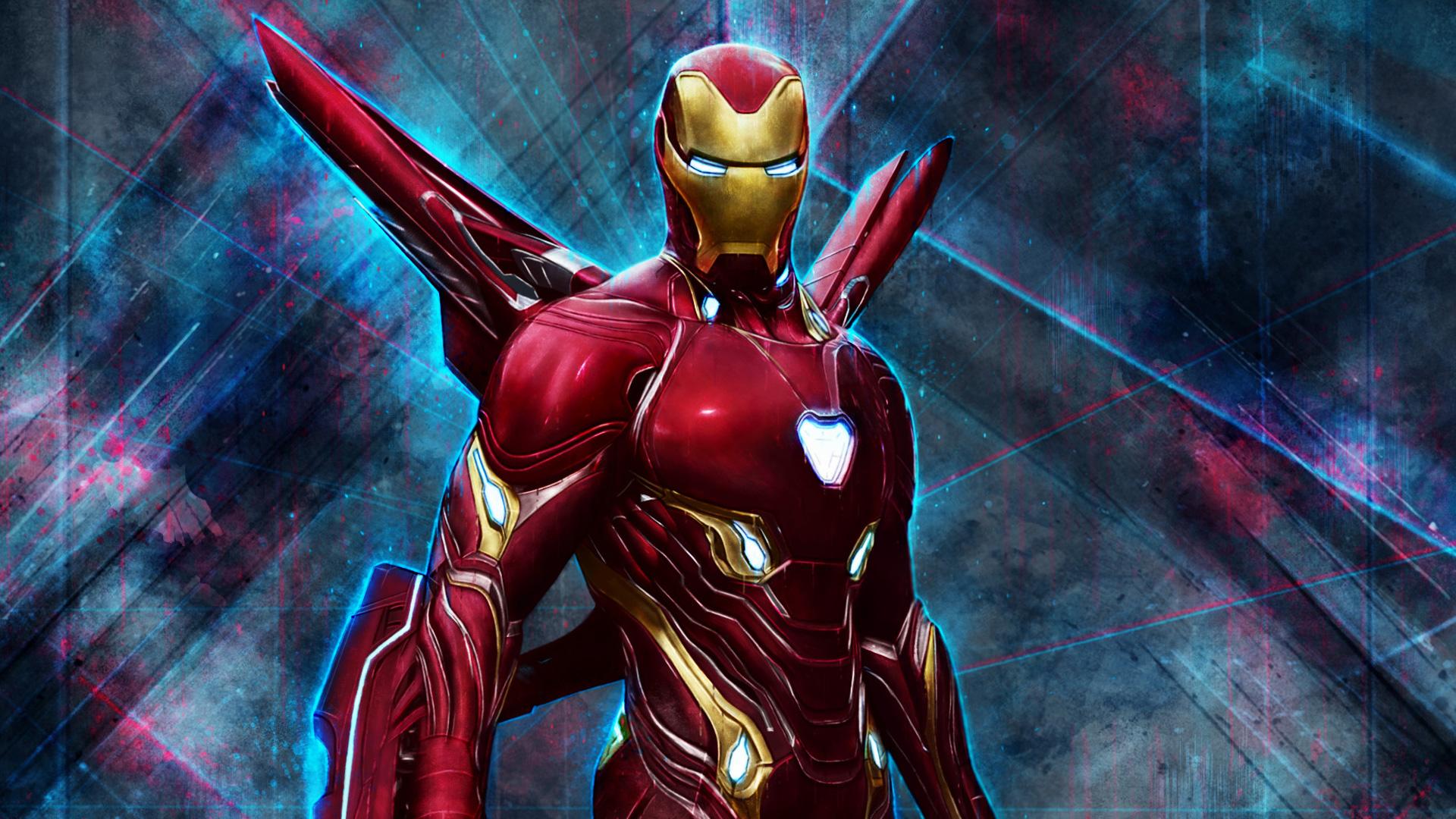 Iron Man HD Wallpaper | Hintergrund