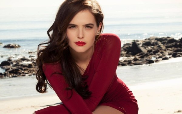 Celebrity Zoey Deutch Actresses United States Brunette Brown Eyes Actress HD Wallpaper | Background Image