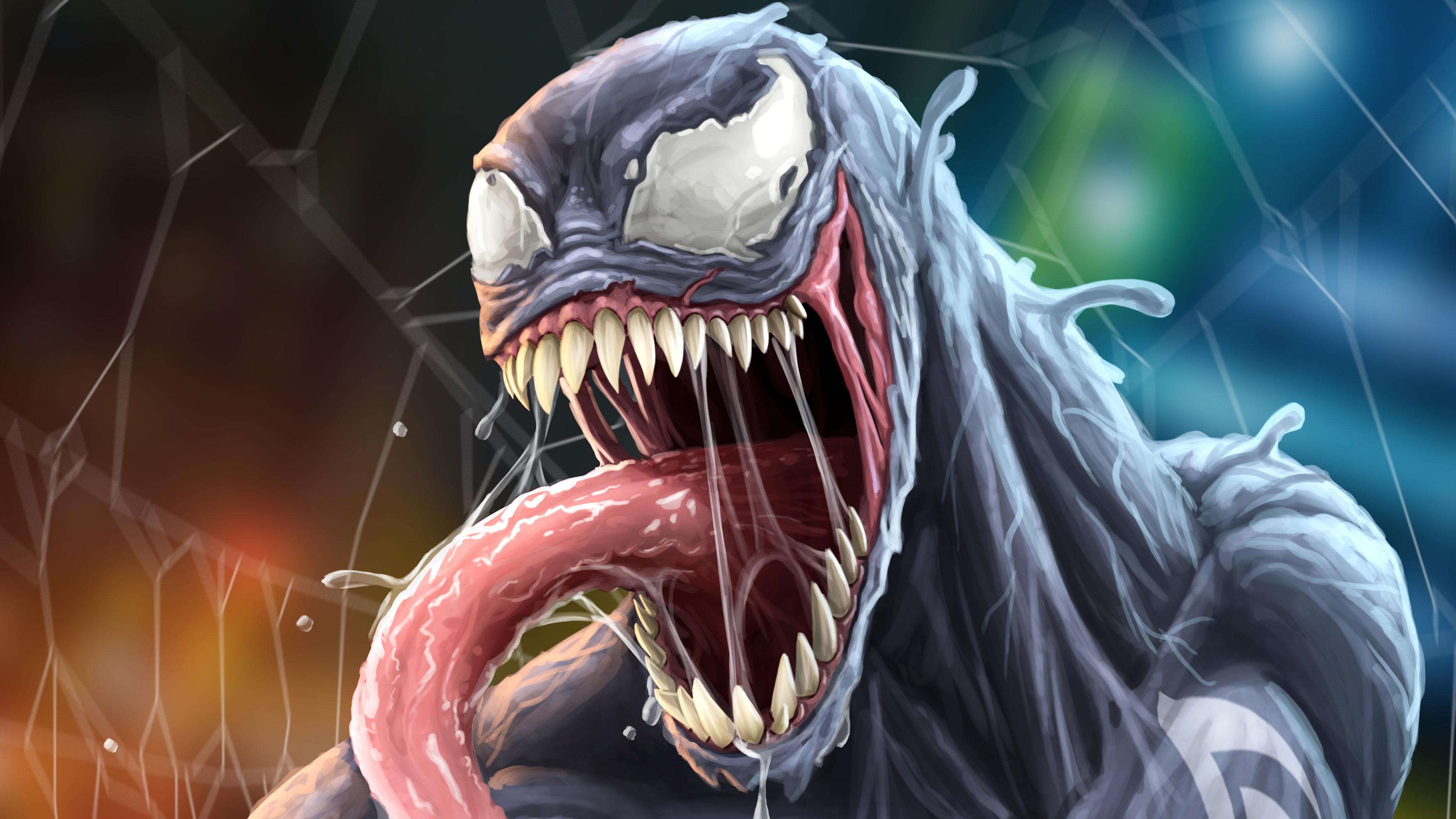 Venom HD Wallpaper   Background Image   3508x1974   ID ...