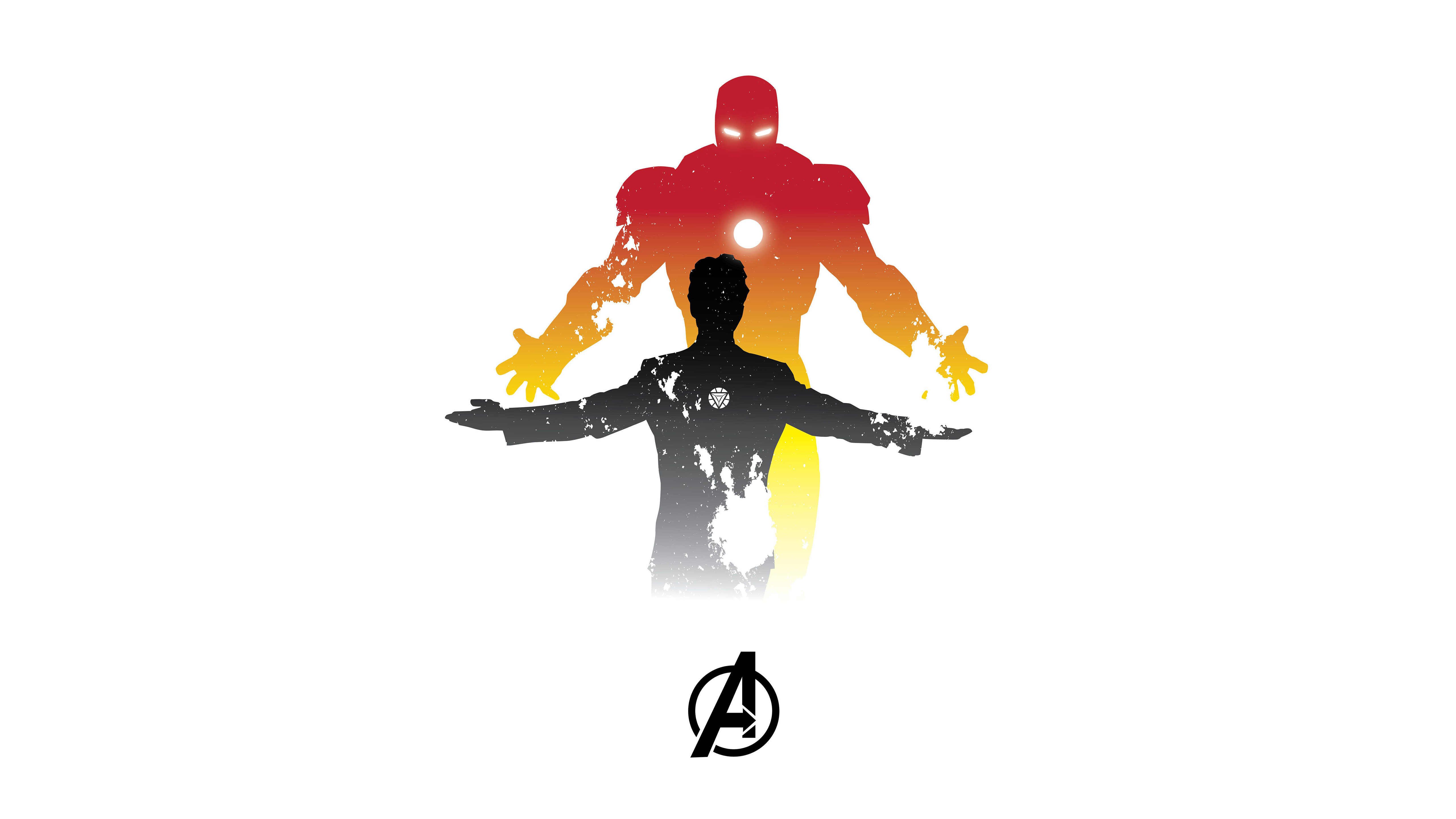 Iron Man 5k Retina Ultra Fondo De Pantalla Hd Fondo De