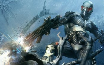 Video Game - Crysis 2 Wallpapers and Backgrounds ID : 97360