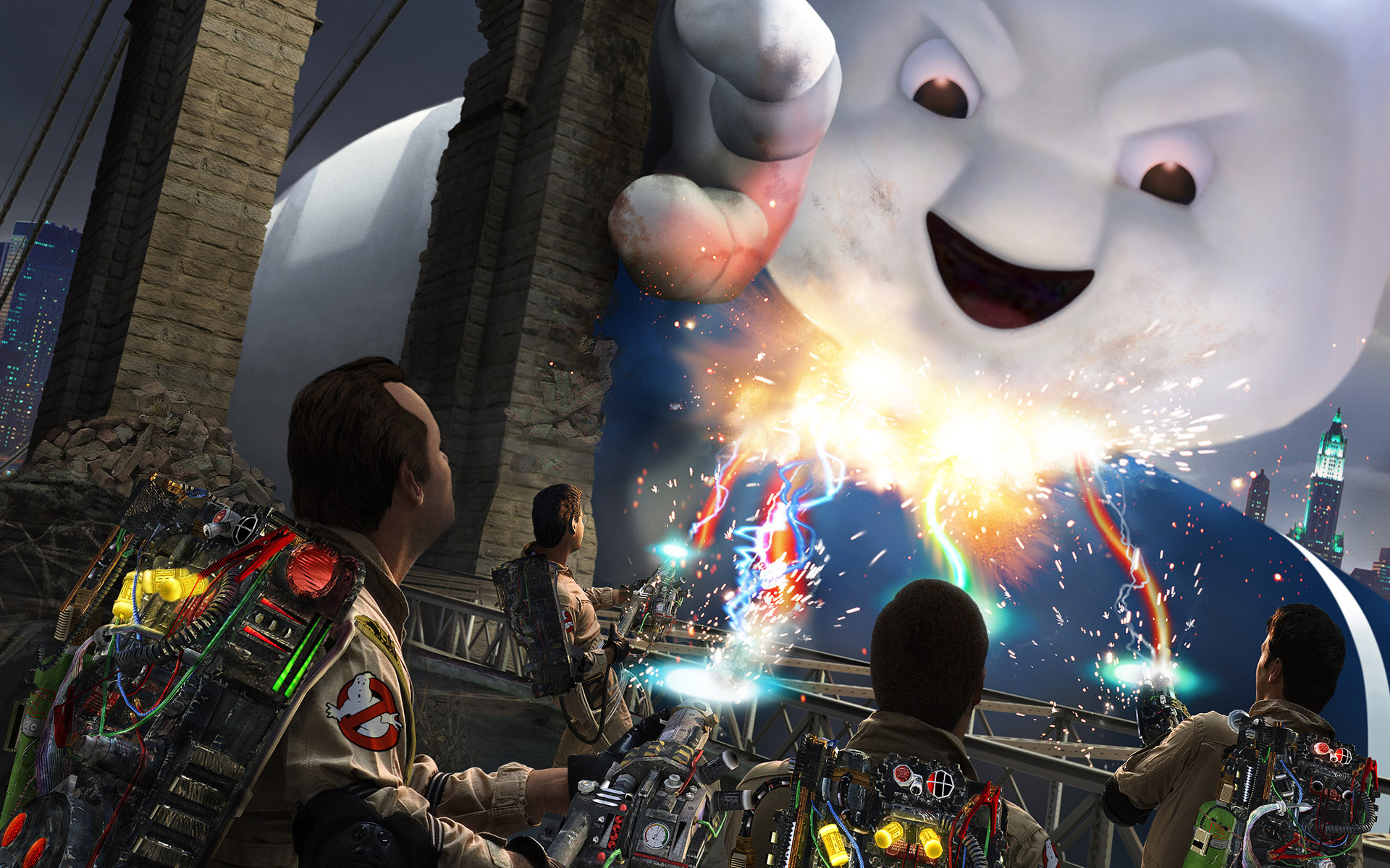 2 ghostbusters hd wallpapers