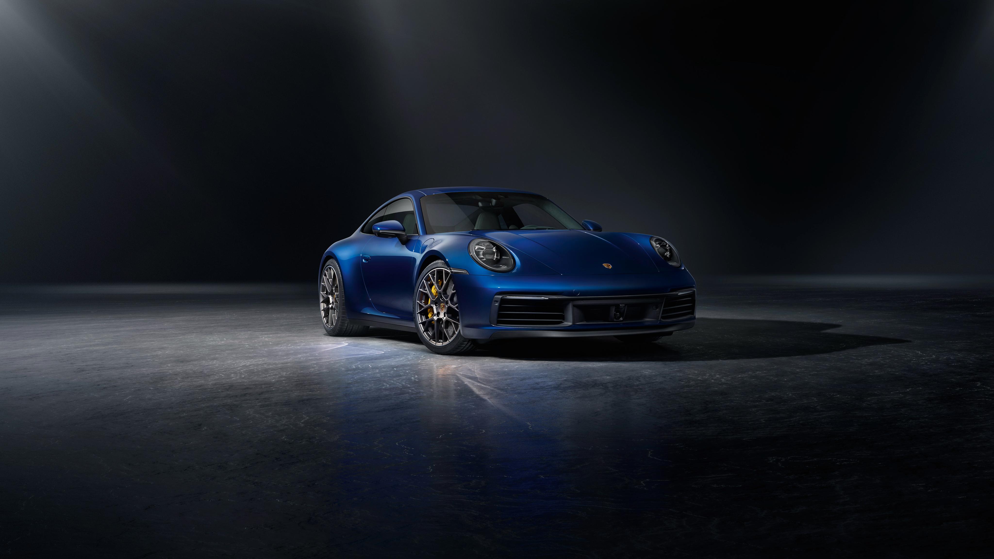 Porsche 911 Carrera 4s 2019 4k Ultra Fondo De Pantalla Hd